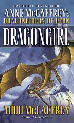 Dragongirl By McCaffrey, Todd J.