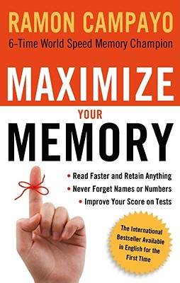 Maximize Your Memory By Campayo, Ramon